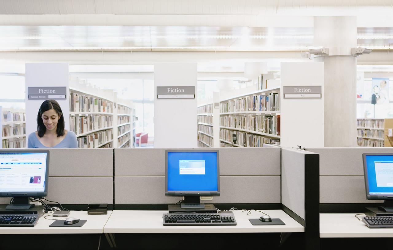 библиотечное процессы: